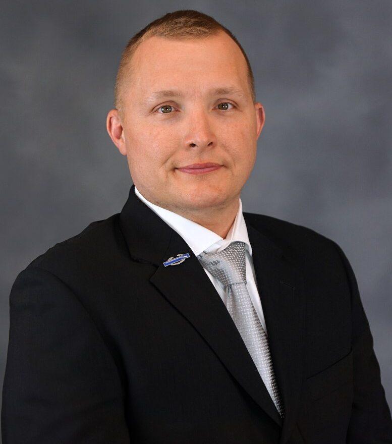 Garret Anderson, Jr., Ret. Sgt. U.S Army