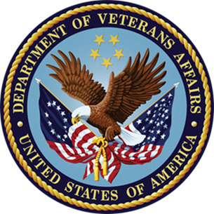 Logo for the Department of Veterans Affairs