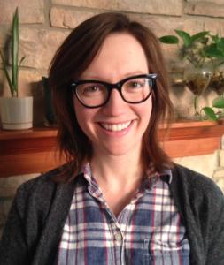 Headshot of Sarah Ann Clark.